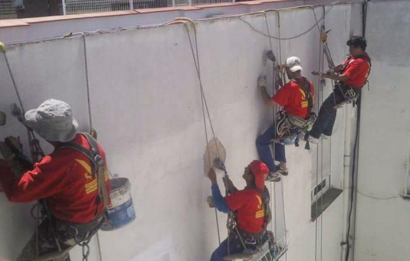 Mantener la fachada protegida e impermeabilizada
