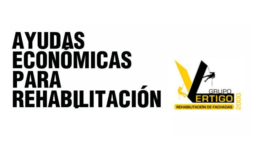 ayudas económicas para rehabilitación